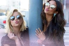 #ButtahBenzo Ashley Benson & Shay Mitchell