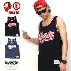 ネスタブランド NESTA BRAND タンクトップ メンズ HOOP TANK TOP :5v3298:DEEP B系・ストリートファッション - 通販 - Yahoo!ショッピング