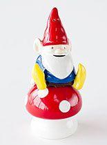 Gnome & Mushroom Salt & Pepper Set $19.00
