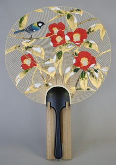 Japanese Art Styles, Japan Crafts, Japan Image, Japanese Bamboo, Chinese Patterns, Japanese Costume, Paper Fans, Japanese Embroidery, Japanese Outfits