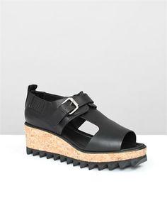 Rachel Comey Angus Platform- Slate Black