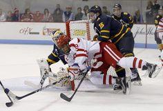Bobcats Hockey Blog: Shortridge's 21 saves leads Quinnipiac to 1-0 shut...