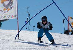 #Kinder #Skirennen am #Venet