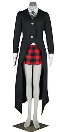 Dazcos US Size Womens Maka Albarn Cosplay Costume Women S ** Want additional info? Click on the image-affiliate link. #CosplayCostumes