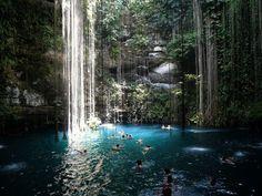 Un comentario decía que esto está en Yucatán, alguien podría confirmarmelo, por favor :)