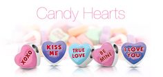 Persona Candy Heart Beads!