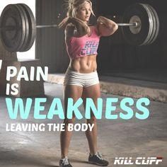 Brooke Ence #fitspiration #strongisbeautiful MOtivation #killcliff #brookeence