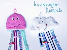 tepetua: Haarspangen-Hänger l FREEbook