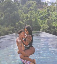 Couple Goals Relationships, Relationship Goals Pictures, Couple Relationship, Black Love Couples, Cute Couples Goals, De'arra And Ken, Bae Goals, Interracial Love, Family Goals