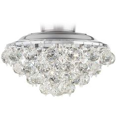 for the eating area 52inch led chandelier fan light modern new