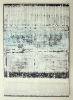 "CHRISTIAN HETZEL; Acrylic, 2013, Painting ""zero 02"""