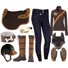 Throwback To Fall by lolakeene on Polyvore featuring Hermès, Joules and Polo Ralph Lauren