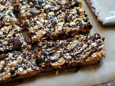 15 Chewy and Healthy Granola Bar Recipes | Hungry and Confused