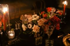 Candid, romantic, natural wedding photography for Ottawa, destination weddings. Wedding Decorations, Table Decorations, Red Candles, Floral Centerpieces, Ottawa, Elegant Wedding, Poppy, Documentaries, Vintage Inspired