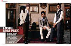Varun Dhawan, Sidharth Malhotra, Alia Bhatt and Sushant Singh Rajput's Photoshoot for Hello!