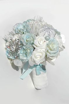 冬のウェディングブーケ 10 best bouquets for your #winter #wedding