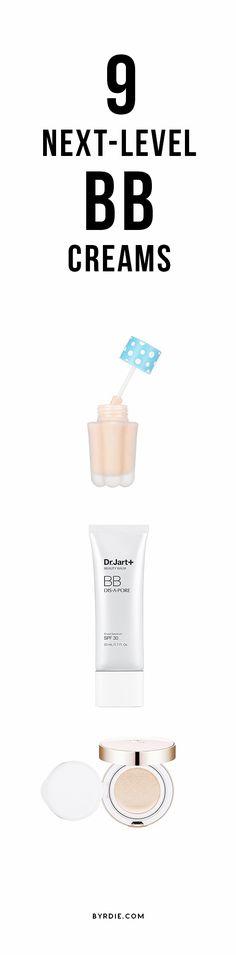 The best BB creams