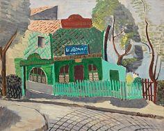 Auktion : 6 - 9 december 2016 The Neuman Collection Se katalogen här Famous Art Paintings, Your Paintings, Landscape Paintings, Landscapes, Henri Matisse, Mid Century Art, Oil Painting Reproductions, Pictures To Paint, Oil Painting On Canvas