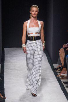 Balmain Spring 2015 Paris Fashion Week Runway Pictures | POPSUGAR Fashion Australia