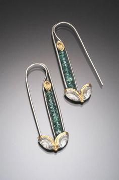 Art Deco Jewellery in Sydney Leaf Jewelry, Art Deco Jewelry, Silver Jewelry, Fine Jewelry, Jewelry Design, Silver Earrings, Silver Ring, Art Deco Earrings, Emerald Earrings