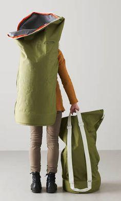 IKEA Humlare waterproof bag //