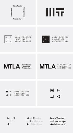 Corporate design for landscape architects - corporate branding identity Design Corporativo, Design Logo, Food Design, Event Design, Cover Design, Corporate Identity Design, Event Corporate, Visual Identity, Brand Identity