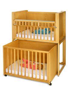Crib for twins : Babies world