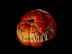 this is coool :D #pumpkin #carving #halloween