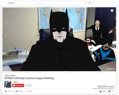 batman doesn't do ships Im Batman, Batman Robin, Spiderman, Tim Drake, Damian Wayne, Nightwing, Batgirl, Dc Comics Funny, Dc Memes
