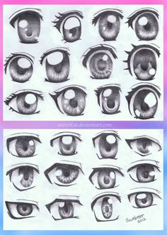 This is not mine but I just wanted to pin this so if you wanna make anime this is the eyes you can make!!