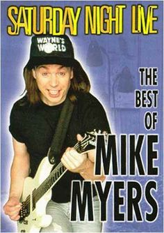 Saturday Night Live - The Best of Mike Myers  (Limit 1 copy per client) DVD Movie