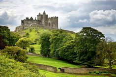 The top ten Irish places of curiosity, pilgrimage, inspiration, and fascination.