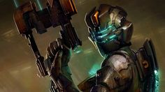 dead space isaac   Dead Space 2: Isaac Clarke vs the Vent from Visceral Games, Wishing ...