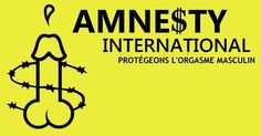 Nouveau carton jaune à Amnesty International