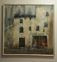 mid century canvas