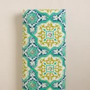 Sufi Tiles Long Outdoor Bench Cushion
