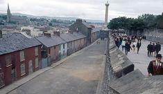 Londonderry, The Row, Sidewalk, Side Walkway, Walkway, Walkways, Pavement