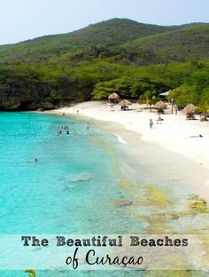 The Beautiful Beaches of Curacao