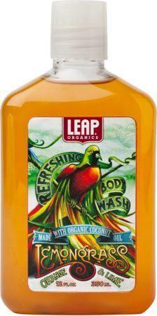 Lemongrass Organic Body Wash by LEAP Organics