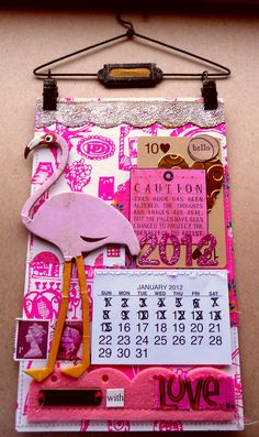 UK Stampers January challenge.