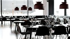 2 is the little brother of gourmet restaurant AOC and offers primarily Nordic food served in a relaxed and unpretentious atmosphere. Copenhagen Style, Rest Of The World, Signs, Fine Dining, Scandinavian, Restaurant, Table, Furniture, Home Decor