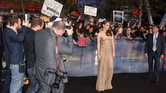 'Twilight: Breaking Dawn - Part 2' Premiere: Kristen Stewart