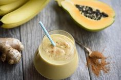 Today's featured smoothie is my Tummy Ease Smoothie! Over time, we may face toxic buildup in our intestines, which can affect our overall health and beauty, and sometimes cause our tummies to act up. I decided to create an easy and delicious recipe, using this sweet fruit of the tropics- Papaya! Fruit is one of …