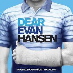Dear Evan Hansen: Original Broadway Cast Recording - Various Artists Colored Vinyl 2LP
