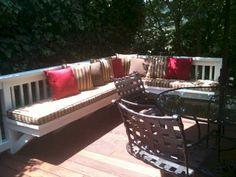 Great Idea 70+ Best Deck Bench Seating Design Ideas For Your Backyard https://decoredo.com/6122-70-best-deck-bench-seating-design-ideas-for-your-backyard/