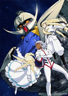 ∀ガンダム Turn A Gundam