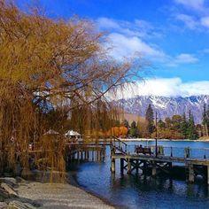 Queenstown, New Zealand via @selvi_k