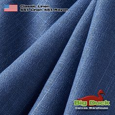 Wholesale Bull Denim Fabric Made in the USA Cotton Canvas Fabrics Soft Cream Discount Fabric Linen Upholstery Fabric, Drapery Fabric, Drapes Curtains, Cotton Textile, Cotton Linen, Colored Denim, Blue Denim, Linens And More, Love Sewing