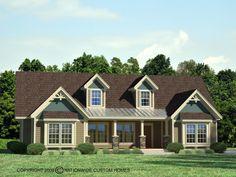Quail III 3 bedrooms.     2 baths 1900 sq ft main floor 1040 sq ft bonus 2940 total sq ft $130-$150