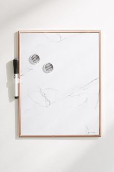 Shop Marble Dry Erase Message Board at Urban Outfitters today. We carry all the latest styles, colors and brands for you to choose from right here. Marble Room Decor, Rose Gold Room Decor, Rose Gold Rooms, Room Ideas Bedroom, Bedroom Decor, Bedroom Sets, Locker Decorations, Gold Bedroom, Cute Room Decor